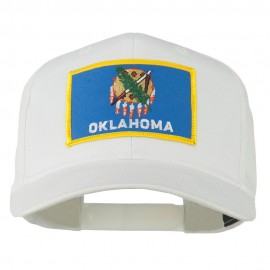 Oklahoma State High Profile Patch Cap