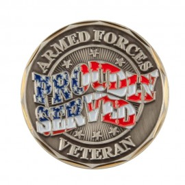 Proud To Be U.S. Army Coin (3)
