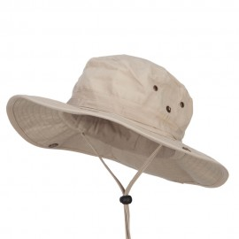 Men's Snap Brim Fishing Hat