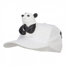 Panda Costume Ball Cap
