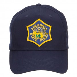 Arkansas State Police Patched Cap