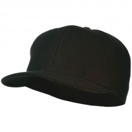 Prostyle Fitted Baseball Cap - Black