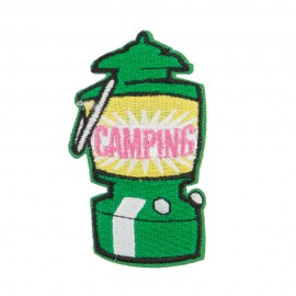 Camping Fun Patches