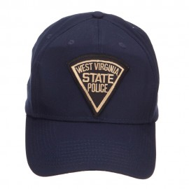 West Virginia State Police Patched Cap
