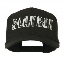 Playboy Embroidered Cap - Black