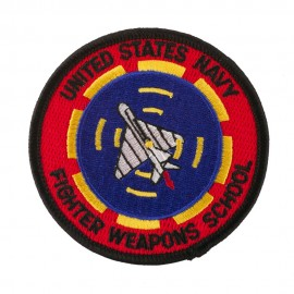 Assorted Navy Logo Patches - NFW School