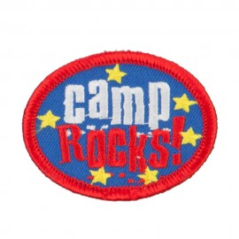 Camp Outdoor Patches