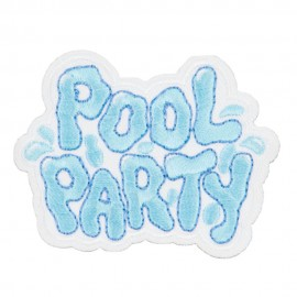 Pool Party Patches