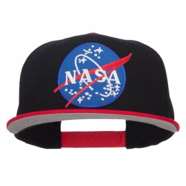 Lunar NASA Patched Two Tone Snapback