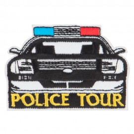 Police Department Tour Patches