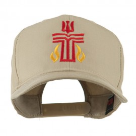 Christian Prebyterian Church's Cross Embroidered Cap