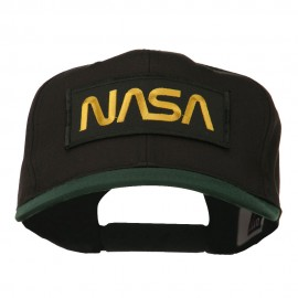 NASA Patched Two Tone Cotton Twill Cap