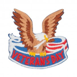 Veterans Patriotic Patches