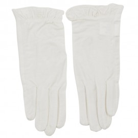 Women's Ruffle Edge Glove