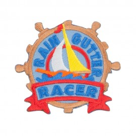 Rain Gutter Boat Patches