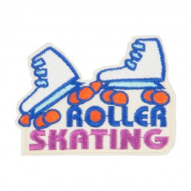 Roller Skating Patches