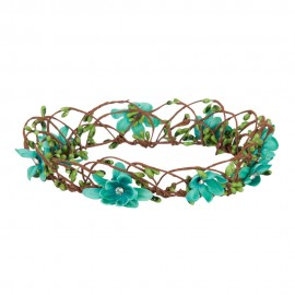 Women's Flower Wreath Headband