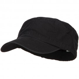 Big Size Fitted Ripstop Cotton Military Army Cap