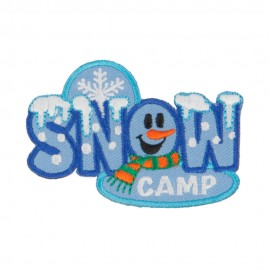 Snow Camp Winter Patches