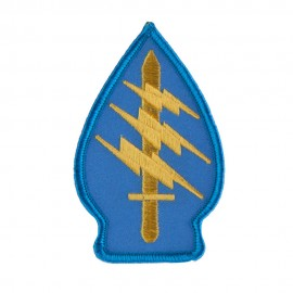 Army Small Embroidered Military Patch - Special Force