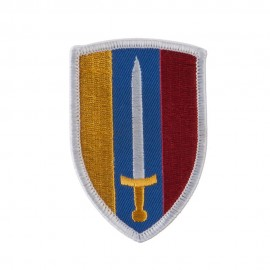 Army Small Embroidered Military Patch - Army