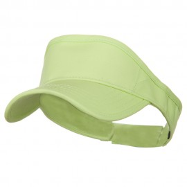 Superior Cotton Twill Sun Visor