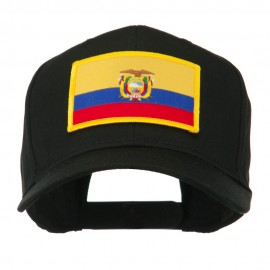 South America Flag Embroidered Patched Cap