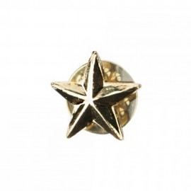 Star Cloisonne Military Pins