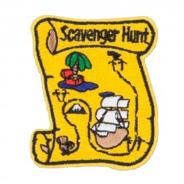 Scavenger Hunt Patches