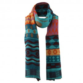 Women's Tribal Print Scarf