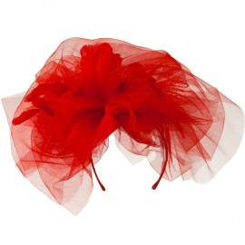 Tulle Couture Fascinator