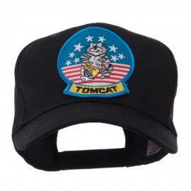 Air Force Tomcat Embroidered Military Patch Cap