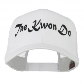 Tae Kwon Do Embroidered Trucker Cap