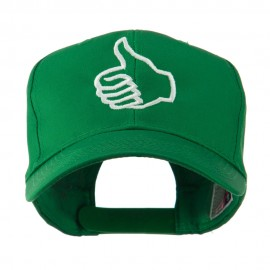 Facebook Thumbs Up Embroidered Cap