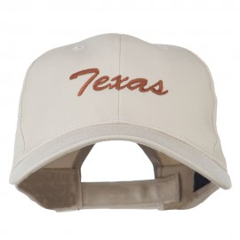 Mid States Texas Embroidered Mid Profile Cap