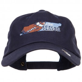 Tennessee Football State Map Embroidered Unstructured Cap