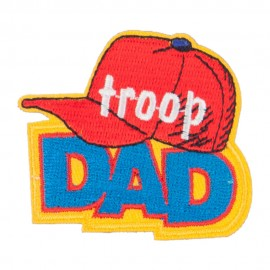 Troop Dad Patch