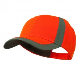 Reflector Two Tone Adjustable Ball Cap
