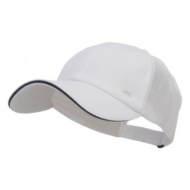 Athletic Two Tone Mesh Cap