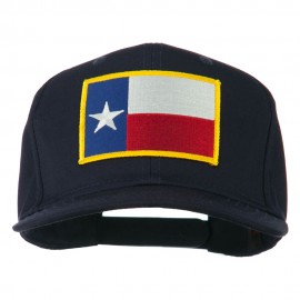Texas State High Profile Patch Cap