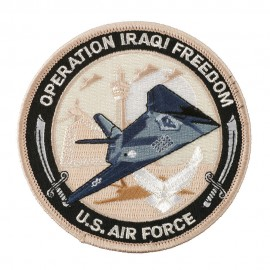 U.S. Air Force Operation Patches