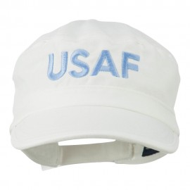 USAF Embroidered Enzyme Army Cap