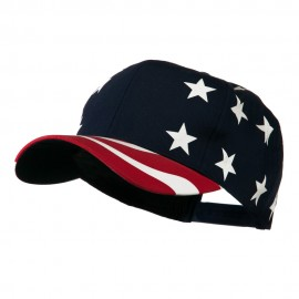 USA Star Stripes Pro-Cap