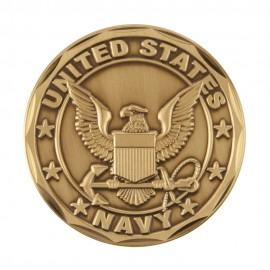 U.S. Navy Saying Coin - Bronze Values
