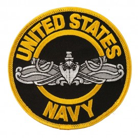 United States Navy Patches - Sur Warfare Enl