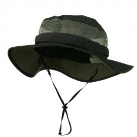 Big Size Taslon UV Bucket Hat