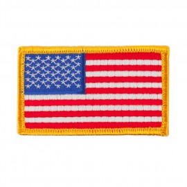 Assorted Patriotic Patches with Velcro