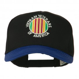 Vietnam Veteran of America Embroidered Cap