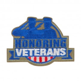 US Veterans Embroidered Patches