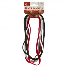 6 Pieces Wide Hair Band